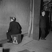 Roger-Viollet | 484731 | Wings of the Opéra Garnier. Paris, circa 1937-1938. | © Gaston Paris / Roger-Viollet