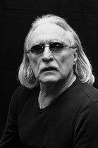 Roger-Viollet | 487187 | Christophe (born in 1945), French singer. France, on June 3rd, 2005. | © Patrick Ullmann / Roger-Viollet