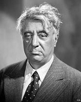 Roger-Viollet   497826   Raimu (1883-1946), French actor.   © Léopold Mercier / Roger-Viollet