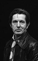 Roger-Viollet | 499223 | Kent (born in 1957), French singer-songwriter. France, on April 21st, 2005. | © Patrick Ullmann / Roger-Viollet