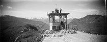 Roger-Viollet | 504303 | The Observatory at the top of the Pic du Jer, near Lourdes (Hautes-Pyrénées, France). | © Neurdein / Roger-Viollet