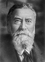 Roger-Viollet | 519691 | Jean Jaurès (1859-1914), homme politique français. | © Henri Martinie / Roger-Viollet
