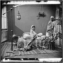 Roger-Viollet | 520047 | Moorish woman | © Neurdein frères / Roger-Viollet