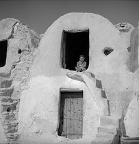 Roger-Viollet | 526225 | Médénine (Tunisie) | © Hélène Roger-Viollet & Jean Fischer / Roger-Viollet