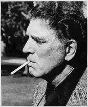 Roger-Viollet | 550252 | Burt Lancaster (1913-1994), American actor and director. Deauville, 1979. | © Bruno de Monès / Roger-Viollet