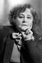 Roger-Viollet | 552904 | Colette (1873-1954), French writer, 1939. | © Laure Albin Guillot / Roger-Viollet