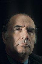 Roger-Viollet | 558406 | François Mitterrand (1916-1996), French politician. France, 1977. | © Jean-Pierre Couderc / Roger-Viollet