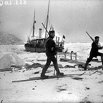 Roger-Viollet | 579492 | Salomon August Andrée's expedition to the North Pole, 1897. | © Roger-Viollet / Roger-Viollet