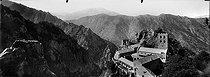 Roger-Viollet | 579870 | Saint-Martin-du-Canigou (Eastern-Pyrenees). Vers 1900. | © Léon & Lévy / Roger-Viollet