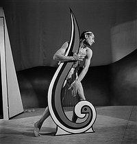 Roger-Viollet | 592242 | David triomphant | © Boris Lipnitzki / Roger-Viollet