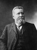 Roger-Viollet | 592529 | Jean Jaurès (1859-1914), French politician. | © Albert Harlingue / Roger-Viollet