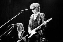 Roger-Viollet | 597316 | Bob Dylan, American singer. Paris, june 1978. | © Jacques Cuinières / Roger-Viollet
