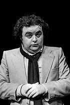 Roger-Viollet | 600362 | Jacques Villeret (1951-2005), French actor. | © Jacques Cuinières / Roger-Viollet