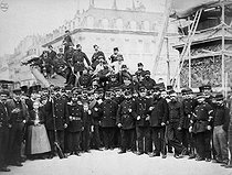 Roger-Viollet | 603671 | Paris Commune (1871). | © BHVP / Roger-Viollet