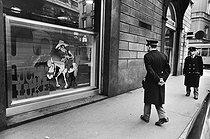 Roger-Viollet | 616752 | Milan (Italy), on March 16, 1972. | © Jean-Pierre Couderc / Roger-Viollet