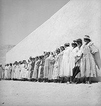 Roger-Viollet | 627027 | Prostitutes in North Africa, circa1945. | © Gaston Paris / Roger-Viollet
