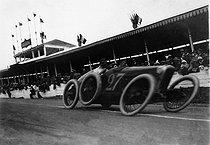Roger-Viollet   648663   France - Grand Prix of the Automobile Club de France   © Maurice-Louis Branger / Roger-Viollet