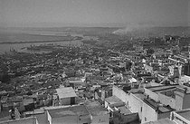 Roger-Viollet | 649260 | Algerian War of Independence. View of Algiers from the top of the Kasbah. Algeria, July 1960. | © Jean-Pierre Laffont / Roger-Viollet