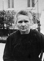 Roger-Viollet | 665305 | Marie Curie (1867-1934), French physicist. | © Roger-Viollet / Roger-Viollet