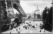 Roger-Viollet | 674598 | 1900 World Fair in Paris | © Léon & Lévy / Roger-Viollet
