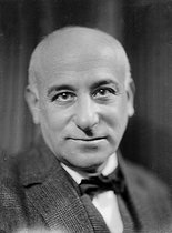 Roger-Viollet   684647   Max Jacob (1876-1944), French writer. France, about 1930.   © Henri Martinie / Roger-Viollet