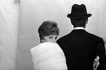 Roger-Viollet | 694676 | Gina Lollobrigida, Italian actress. France, about 1965. | © Bernard Lipnitzki / Roger-Viollet