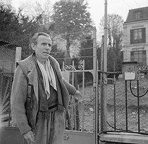 Roger-Viollet | 697323 | Louis-Ferdinand Céline | © Bernard Lipnitzki / Roger-Viollet