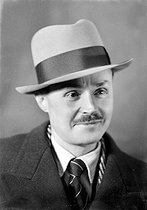 Roger-Viollet | 719937 | Maurice Genevoix (1890-1980), French writer. | © Roger-Viollet / Roger-Viollet