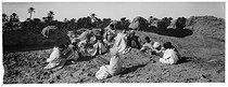 Roger-Viollet | 721684 | Arab school in a Sahara oasis | © Léon & Lévy / Roger-Viollet