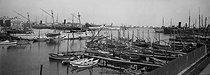 Roger-Viollet | 729718 | Sète (Hérault).The harbor. Around 1900. | © Léon & Lévy / Roger-Viollet