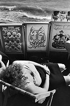 Roger-Viollet | 753748 | Brighton (England), on August 5, 1980. | © Jean-Pierre Couderc / Roger-Viollet