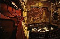 Roger-Viollet | 761344 | Interior of the Opera Garnier. Paris, 1983. | © Jean-Pierre Couderc / Roger-Viollet