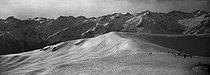 Roger-Viollet | 761891 | Superbagneres (Upper-garonne). Mountains. Around 1900. | © Léon & Lévy / Roger-Viollet