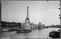 Roger-Viollet | 762906 | 1889 World's Fair in Paris | © Neurdein frères / Roger-Viollet