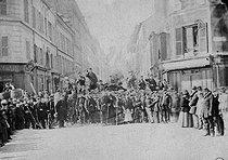 Roger-Viollet | 782489 | Paris Commune (1871). | © BHVP / Roger-Viollet