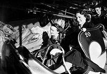 Roger-Viollet | 787380 | Merry-go-round. France, around 1940. | © LAPI / Roger-Viollet