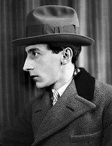 Roger-Viollet | 797157 | Jean Cocteau (1889-1953), French writer, in 1926. | © Henri Martinie / Roger-Viollet