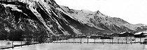 Roger-Viollet | 797486 | Chamonix (Upper-Savoy). Around 1900. | © Léon & Lévy / Roger-Viollet