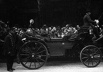 Roger-Viollet   839103   Visit of Raymond Poincaré in Russia   © Maurice-Louis Branger / Roger-Viollet
