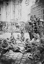 Roger-Viollet | 839692 | Paris Commune (1871). | © BHVP / Roger-Viollet