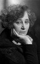 Roger-Viollet | 839700 | Colette (1873-1954), French writer, 1939. | © Laure Albin Guillot / Roger-Viollet
