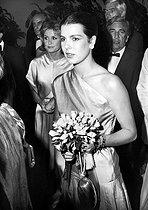 Roger-Viollet | 849032 | The princess Caroline of Monaco. About 1970. | © Jack Nisberg / Roger-Viollet