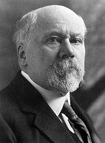 Roger-Viollet | 849488 | Raymond Poincaré (1860-1934), French statesman. | © Henri Martinie / Roger-Viollet