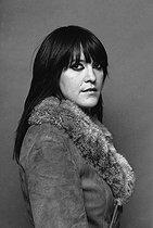 Roger-Viollet | 852563 | Keren Ann (born in 1974), French musician and singer. France, on May 17, 2005. | © Patrick Ullmann / Roger-Viollet
