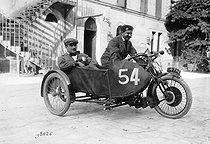 Roger-Viollet | 878065 | French Motocycle-Club Grand Prix | © Maurice-Louis Branger / Roger-Viollet