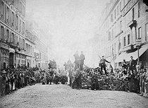 Roger-Viollet | 899590 | Paris Commune (1871). | © BHVP / Roger-Viollet