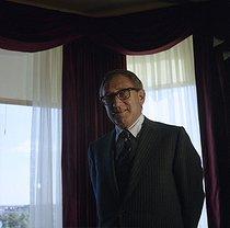 Roger-Viollet | 909211 | Henry Kissinger (born in 1923), American diplomat and proponent of Realpolitik. Washington D.C. (United States), August 1978. | © Kathleen Blumenfeld / Roger-Viollet