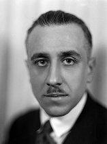 Roger-Viollet | 919352 | Gabriel Péri (1902-1941), French politician. France, about 1935. | © Henri Martinie / Roger-Viollet