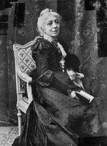 Roger-Viollet | 921266 | Pauline Viardot-Garcia (1821-1910), french opera singer. | © Roger-Viollet / Roger-Viollet