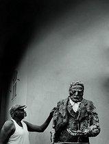 Roger-Viollet | 923883 | Victor Hugo (série des grands hommes) | © Béatrice Soulé / Roger-Viollet